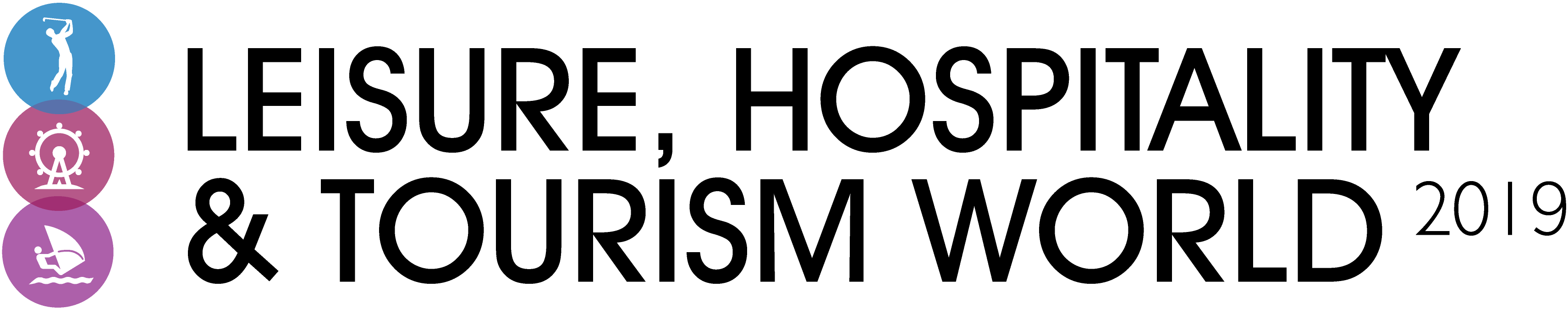 Leisure, Hospitality & Tourism World logo