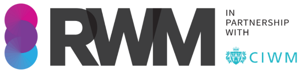 RWM Exhibition logo